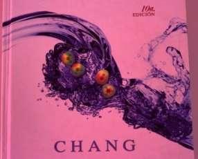 Libro de Química de Raymond Chang 10 edición