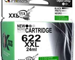 Cartucho negro Printers xxl n°662