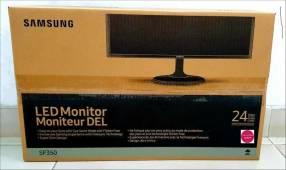 Monitor Samsung 24 pulgadas FHD nuevos