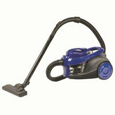 Aspiradora Black&Decker VCBD8521-CL filtro hepa lavable - 0