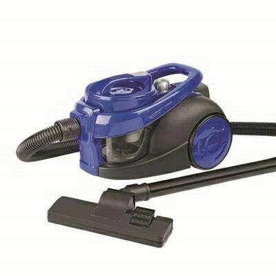 Aspiradora Black&Decker VCBD8521-CL filtro hepa lavable - 1