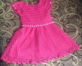 Vestidos de hilo para niñas