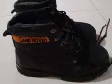 Botas Land Rover calce 37 - 0