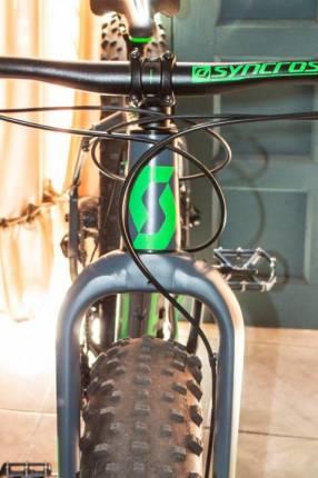 Bicicleta Fatbike Scott Big Jon