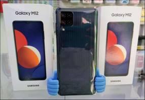 Samsung Galaxy M12 de 128 gb nuevos
