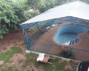 Casa quinta estancia de 1.5 hectáreas en Emboscada