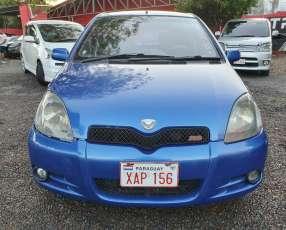 Toyota vitz rs 2002