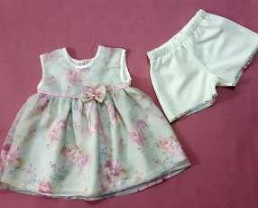 Vestido de Rosas (4 años)