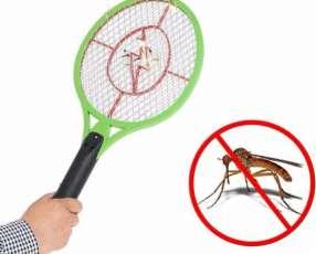 Raqueta mata mosquitos