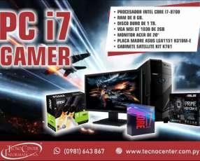 PC GAMER i7.
