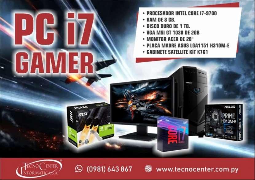 PC GAMER i7. - 0