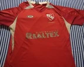 Casaca de Fútbol Saltarin Rojo