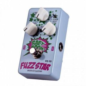 Pedal de distorsión para guitarra Biyang Baby Boom Fuzzstar