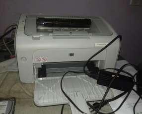 Impresora laserjet p1005