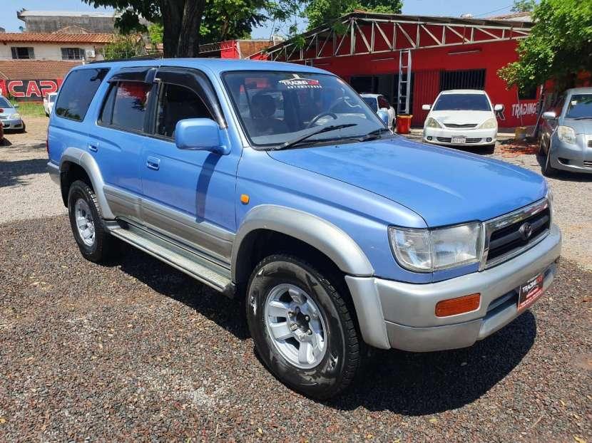 Toyota Hilux Surf 1997 motor kzn 3.0 diésel común automático 4x4 opcional - 0