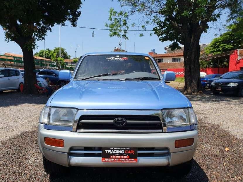 Toyota Hilux Surf 1997 motor kzn 3.0 diésel común automático 4x4 opcional - 1