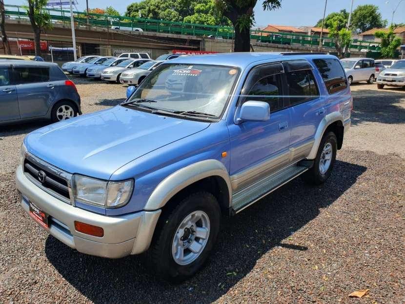 Toyota Hilux Surf 1997 motor kzn 3.0 diésel común automático 4x4 opcional - 2