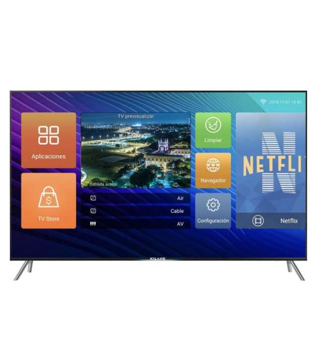 Tv smart kiland 85 4k ,dkld85smart4k - 0