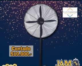 Ventilador industrial de pie Jam