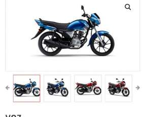 Moto Yamaha 0km