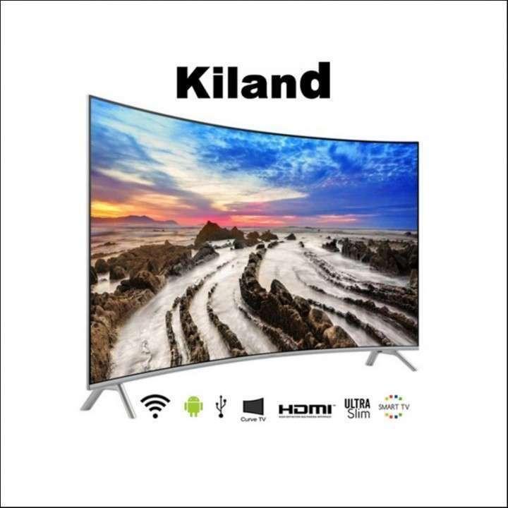 TV Smart Kiland 55 pulgadas 4K Curvo - 0