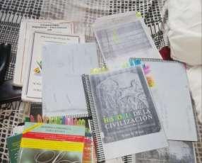 Libros para cursillo de Arquitectura