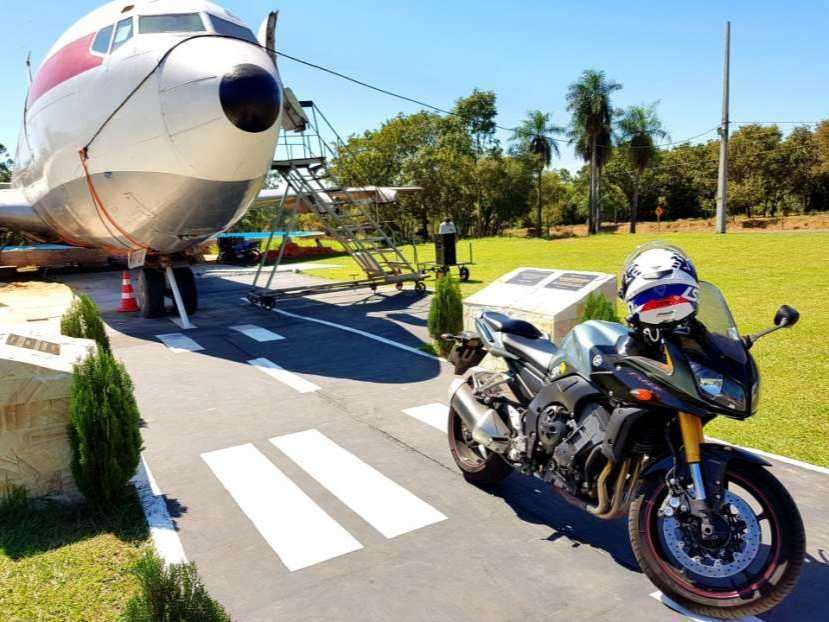Moto Yamaha FZ1 Fazer 2006 - 3