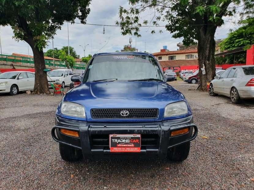 Toyota Rav4 1996 motor 1.8 naftero automático - 0