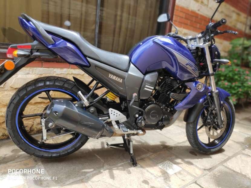 Moto Yamaha FZ16 - 0
