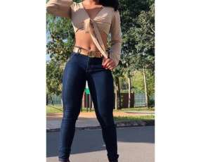 Jeans brasilero