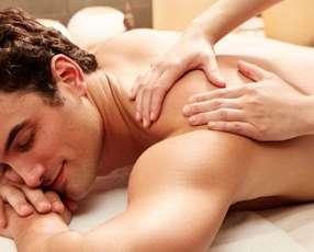 Masaje terapéutico y relajante