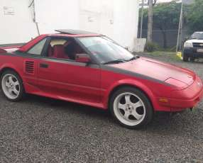 Toyota Mr2 1987 motor 1.6 naftero mecánico