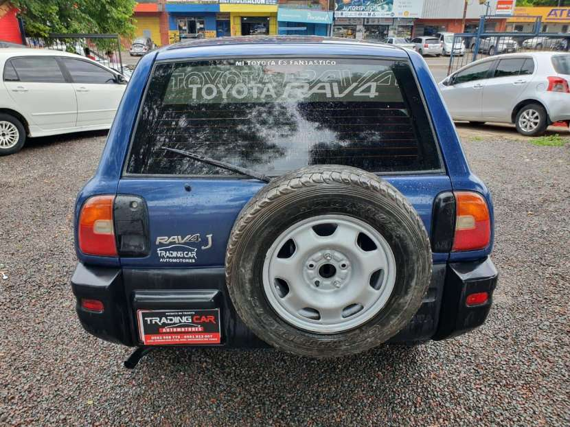 Toyota Rav4 1996 motor 1.8 naftero automático - 1
