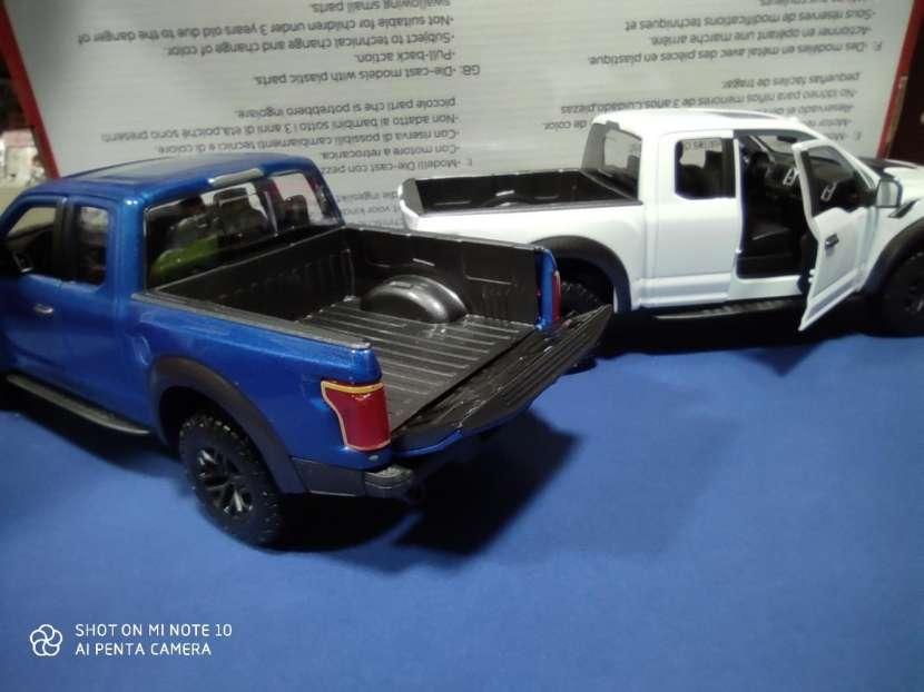 Ford raptor 1/24 - 2