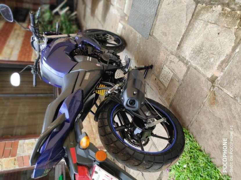 Moto Yamaha FZ16 - 3