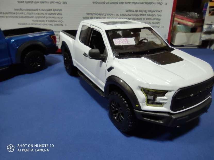 Ford raptor 1/24 - 3