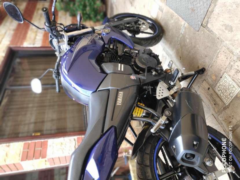 Moto Yamaha FZ16 - 4