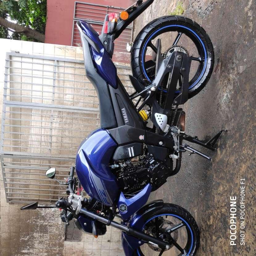 Moto Yamaha FZ16 - 5