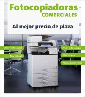 Fotocopiadoras multifuncionales MFP impresora multifunción