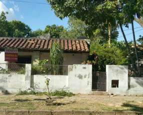 Casa a refaccionar o demoler en el Barrio Herrera de Asunción
