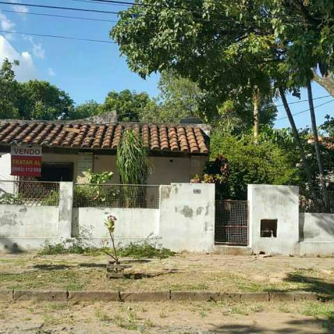 Casa a refaccionar o demoler en el Barrio Herrera de Asunción - 0