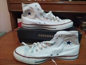 Converse blanco calce 42