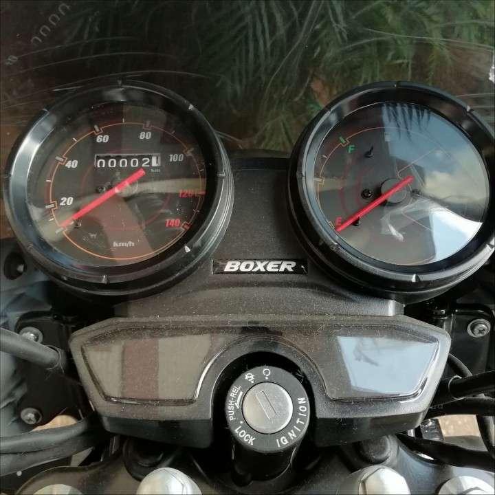 Moto Bajaj boxer 150cc 0km - 2