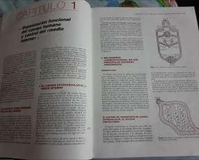 Libro de fisiología guyton original octava edición