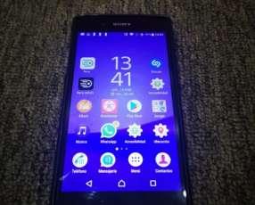 Sony Xperia Z5 display roto vidrio de atrás intacto
