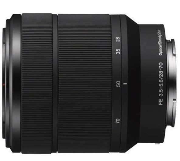 Sony Full Frame 28-70mm F3.5-5.6 FE - 1