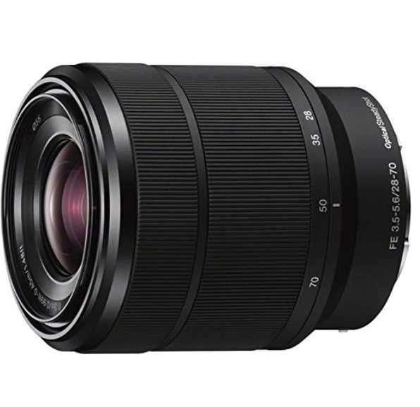 Sony Full Frame 28-70mm F3.5-5.6 FE - 0