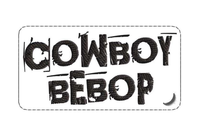 Parches bordados de Cowboy Bebop - 3
