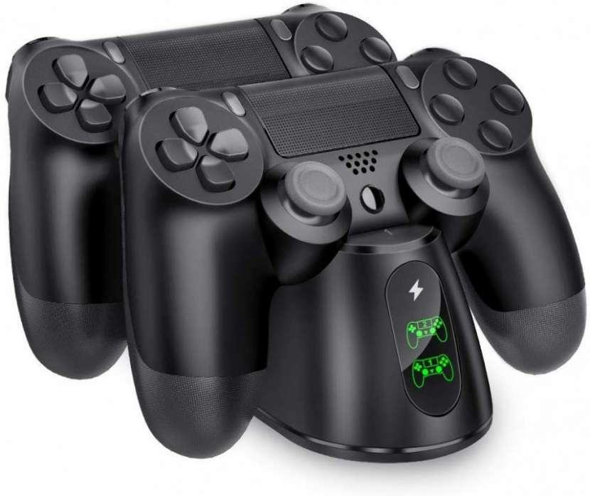 Base de carga para mando de PS4 - 0