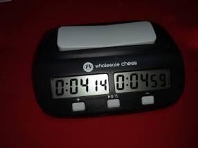 Reloj digital de ajedrez marca Wholesale
